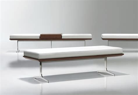 modern bench seating extremely versatile seating bernhardt design s argon