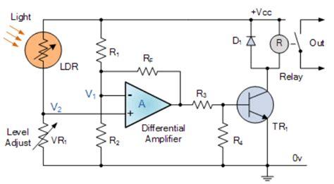ldr pada resistor ilmu adalah jendela dunia aplikasi op ke 4 penguat differential