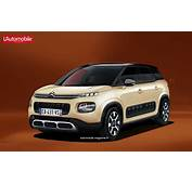 2017 Citroen C4 Cactus  2018 Best Cars Reviews