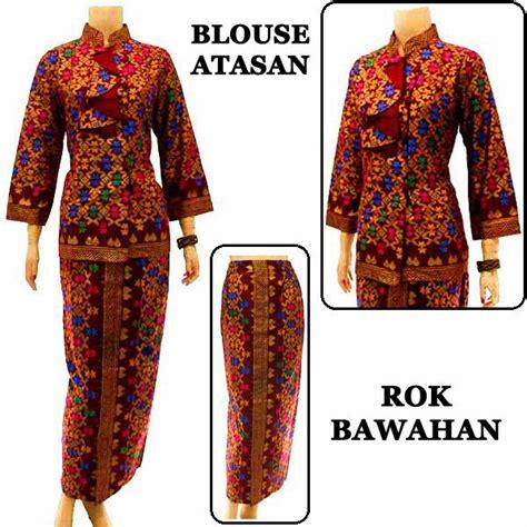 Setelan Batik Panjang Kerah Sanghai Model Baju Gamis Dress Batik Kode Dbg 252 Dbg 255