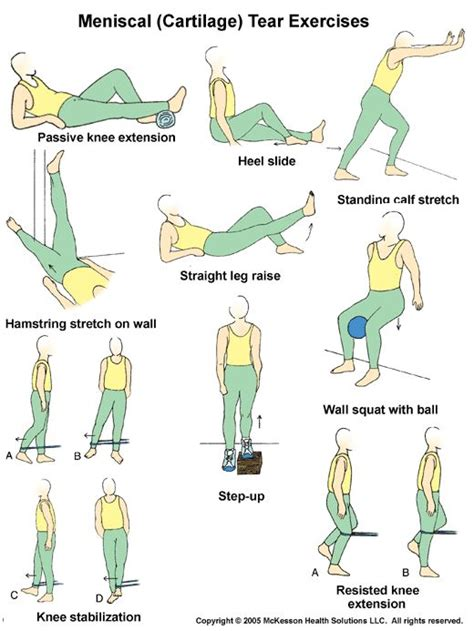 physical therapy exercises knee   exercises2.gif   Physical Therapy Exercises Knee   Pinterest
