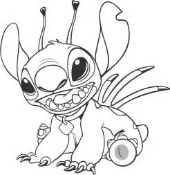 stitch coloring pages free disney stitch and coloring pages