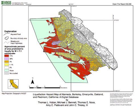 san francisco landfill map liquefaction openhazards