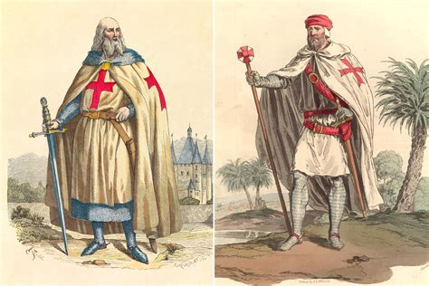 the knights templat inside the mysterious mission of the knights templar