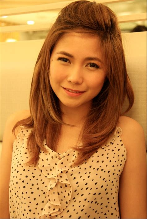 yeng constantino hairstyles yeng constantino hairstyle 2014