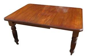 Mahogany Dining Table Mahogany Extending Dining Table Fgb Antiques