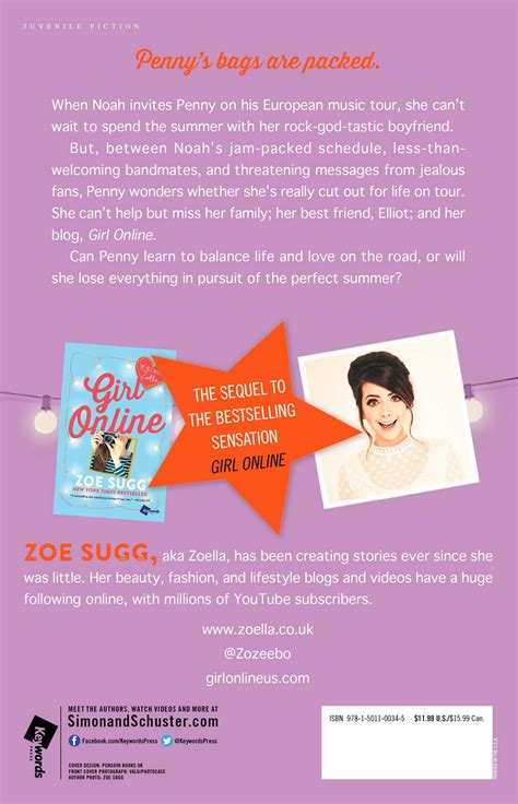 a tour of books on tour book by zoe sugg official