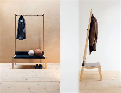 Entryway Coat Hanger coat hanger for entryway yak by rupert kopp captivatist