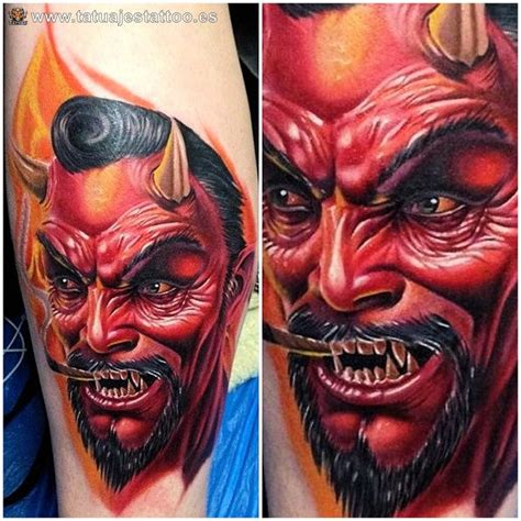 el diablo tattoo imagenes de tatuajes de demonios tattoos
