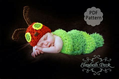 knitting pattern very hungry caterpillar the very hungry caterpillar beanie hat crochet pattern for