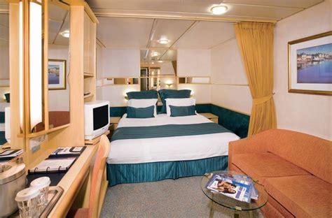 cabina interna scheda nave splendour of the seas con una lunghezza di