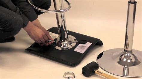 Hydraulic Bar Stool Repair by Lumisource Hydraulic Bar Stool Dissasembly