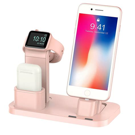 beacoo apple  stand apple  charging stand