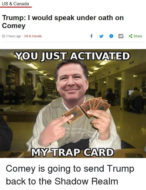 You Ve Activated My Trap Card Meme - you ve activated my trap card meme trump trap card meme