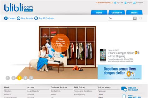 blibli about blibli a new player in indonesian e commerce