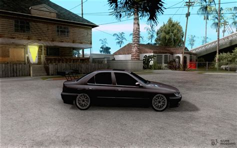 peugeot 406 tuning peugeot 406 tuning for gta san andreas