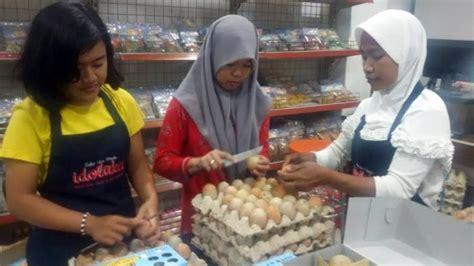 Oven Listrik Balikpapan sukses produksi telur asin khas brebes aneka rasa