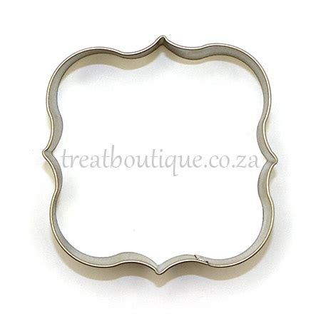 Sea Quill Sugar Shield 50 1 plaque b 8x8cm treat boutique