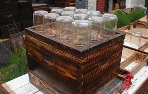 top bar beehive plans mother earth news mason jar beekeeping step by step guide homesteading skills
