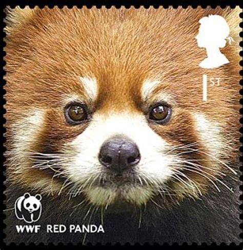 WWF given stamp of approval by Royal Mail to mark 50th