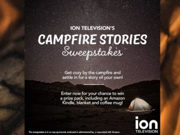 Sweepstakes Stories - ion television s cfire stories sweepstakes
