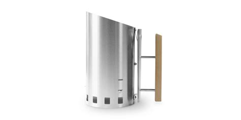 stainless steel shop mygrill store stainless steel charcoal chimney starter