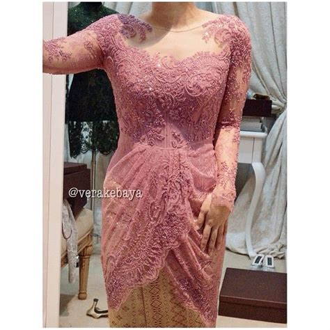 Mini Dress S Minsu Baju Terusan Casual Atasan Brukat Modren vera kebaya indonesia 10 handpicked ideas to discover in s fashion kebaya lace