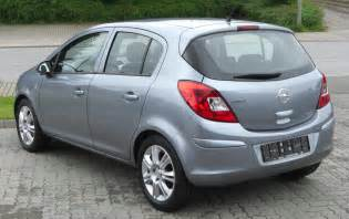 Opel Corsa Photos File Opel Corsa D 1 2 Rear 1 Jpg Wikimedia Commons