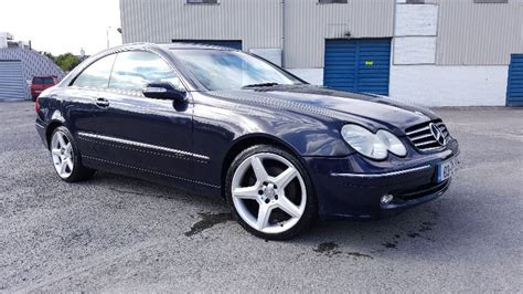 Mercedes 2 Door by Mercedes Clk Class Cars Specifications Technical Data