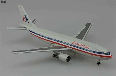 american   na grey livery jcwings  eztoys diecast models  collectibles