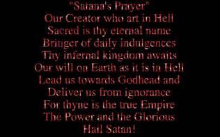 Satanic Home Decor satan s prayer gif by eerie7x photobucket