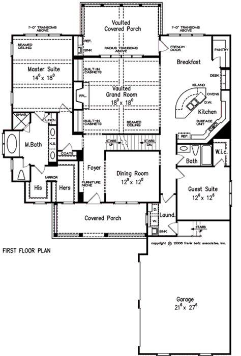 kensington house plan kensington creek home plans and house plans by frank betz associates