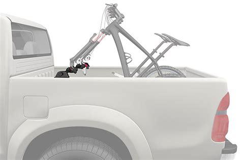 yakima truck bed bike rack yakima 8001143 yakima biker bar truck bed bike rack