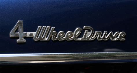 Emblem 4 Wheel Drive willys related emblems cartype