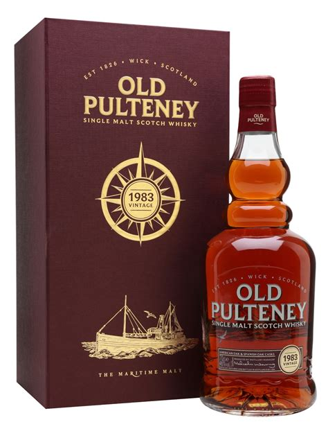 Old Pulteney The Maritime Malt 1983   Whisky International