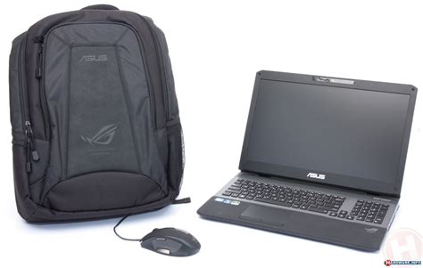 Asus G75vw Gaming Laptop Review asus g75vw t1086v review powerful gaming laptop keyboard and touchpad hardware info united