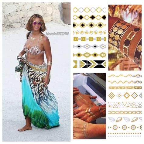 Body Tattoo Beyonce | flash tattoos