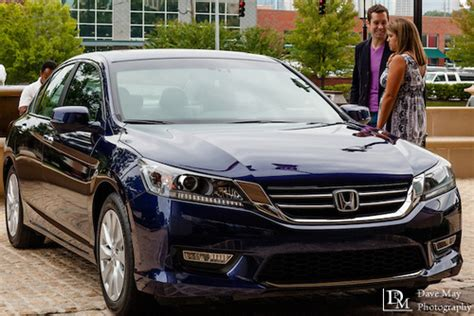 Checked Out The 2013 Accord Looks Quite But The