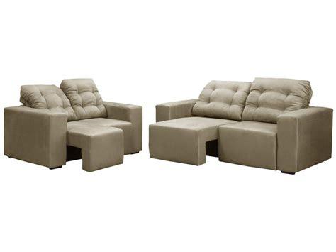 sofa reclinavel 2 lugares gabinete para banheiro sofas 2 lugares retratil
