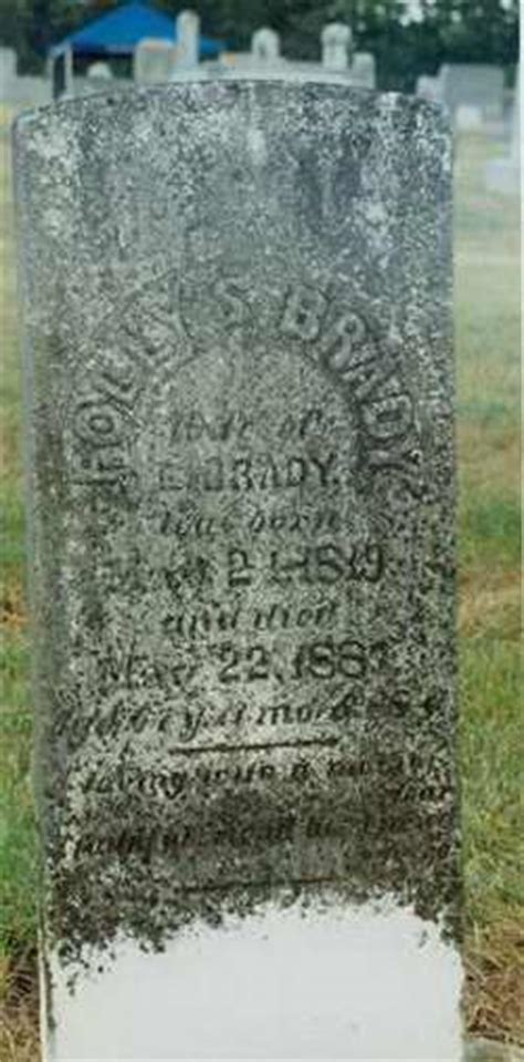 Catawba County Marriage Records Elbert Brady Tombstone