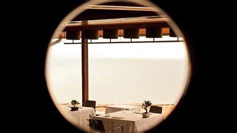 cuisine des 騁ats unis at the grand mar restaurant gastronomique sur