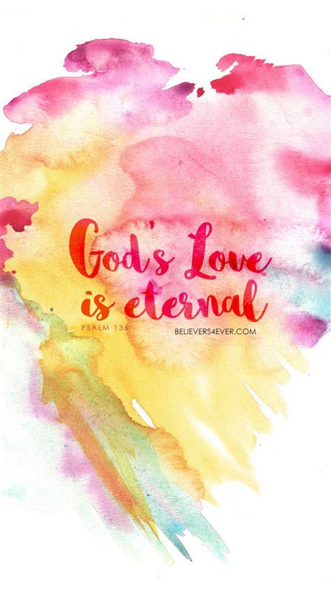 gods love  eternal believersevercom
