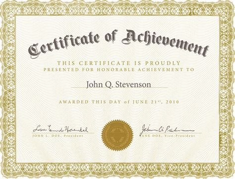 downloadable certificate templates new blank certificate printable