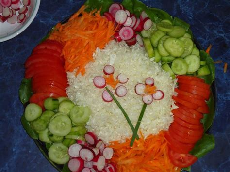 salad decoration at home image gallery salad decorations