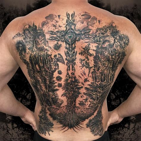 tattoo at back design 110 back tattoo designs for men women designs