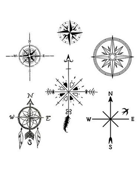 simple compass tattoo designs 25 best ideas about simple compass on