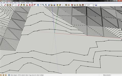 tutorial revit terreno tutorial criar curvas de n 237 vel em sketchup a partir do