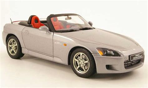 Diecast Wheels Honda S2000 Th honda s2000 gray lhd autoart diecast model car 1 18 buy sell diecast car on alldiecast us