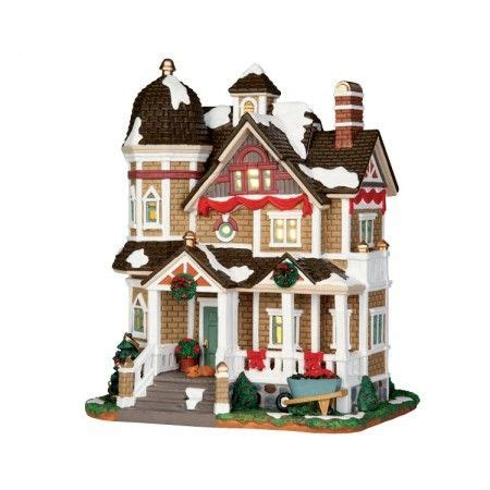 lemax christmas village hospital lemax the williams house villages a