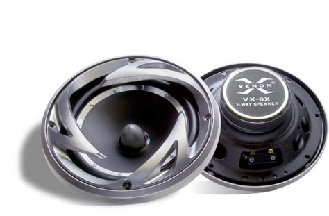 Speaker Venom Black Series product venom audio